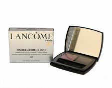 LANCOME OMBRE ABSOLUE DUO RADIANT SMOOTHING EYE-SHADOW SHADE#A03- 2*0.05 OZ. (D)