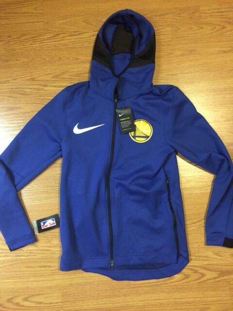 Nike NBA Golden State Warriors Therma Flex Showtime Hoodie Jacket  899840-495 3XL 37b462f91e8