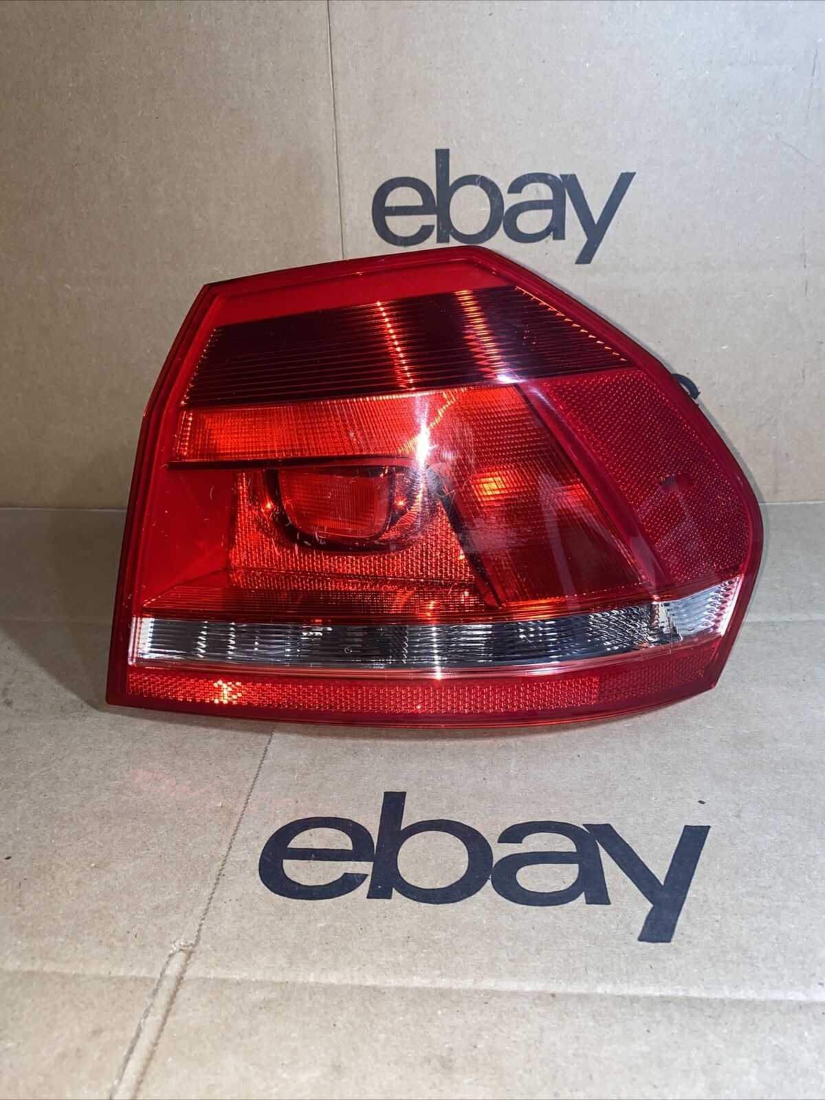 Multiple Manufacturers Vw2804108n 2012 2015 Partslink Vw2804108 2012 Oe Replacement Tail Light Assembly Volkswagen Passat Lights Lighting Accessories Lighting Assemblies Accessories