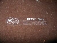 1957 Buick Special Roadmaster Century Centurion Oil Bath Air Cleaner Base Decal