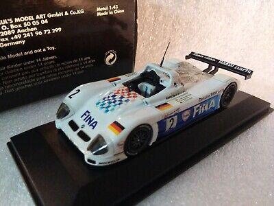 BMW LMP1 V12 1//43 Decal #2 Winkelhock//Martini//Cecotto Le Mans 1998