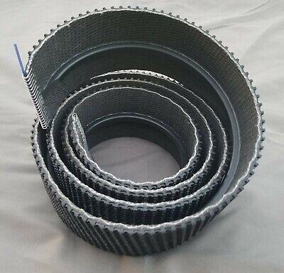 2 teflon tape MINI PAKR Replacement Belt Kit Basic MINI PAK/'R 4 belts 1 wrench
