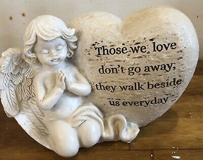 Latex Moulds for making this lovely cherub memorial
