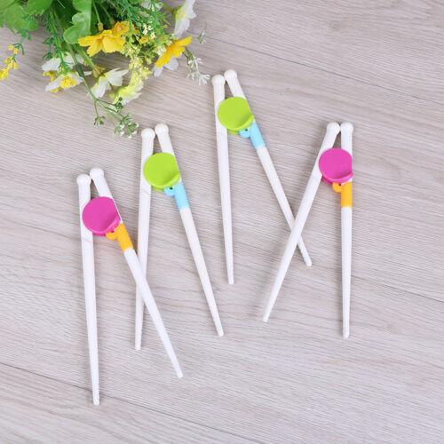Brand new children kids training helper learning easy use beginner chopstick NIC