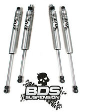 """BDS FOX 2.0 Performance Ft Shocks fits 4-6/"""" Lift Kits for 2000-05 Ford Excursion"""