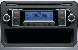 VW-Rcd-210-Original-Autoradio-CD-VW-T5-Golf-Touran-Passat-Jetta-Scirocco