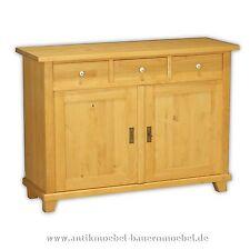 Anrichte,Sideboard,Halbschrank,Schrank,Massivholz,Landhausstil,Modern,Weichholz