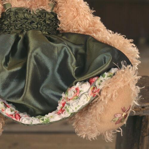 Teddy Bear /'Primrose/' Settler Bears Handmade Dressed Collectable Gift Decor 43cm
