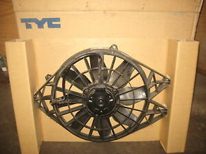 2001 2002 2003 dodge durango cooling fan motor shroud assembly new replacement ebay for 2002 dodge durango window regulator replacement