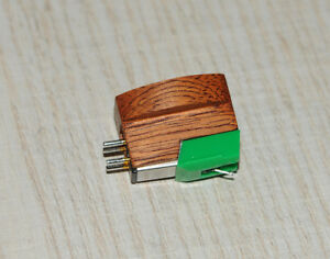 Exclusive-WOOD-BODY-for-AudioTechnica-AT95E-Cartridge-Tonabnehmer-Mahogany-Wood