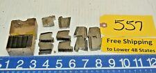 5 Sets Landis 2 12npt Threading Dies Pipe Plumbing Tool Machine Shop Tool