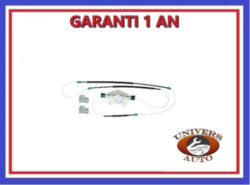 96/>2005 AVANT GAUCHE KIT DE REPARATION LEVE VITRE VW PASSAT 5//6  4-5 PORTES