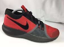 b2c6a6f32316 item 4 Nike Zoom Assersion Men s Basketball Shoes 917505-600 Red Black Grey  Size 8 -Nike Zoom Assersion Men s Basketball Shoes 917505-600 Red Black  Grey ...