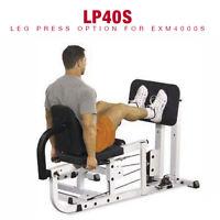 Exm4000s Leg Press Attachment - Body-solid Lp40s