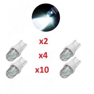 Gluehbirnen-LED-T10-5050-9SMD-5W5-DC12V-Positionierung-Registrierung-weiss-kalt