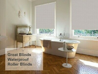 Bathroom Roller Blind Made To Measure