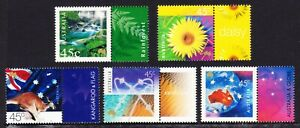Australia-Post-Design-Set-Decimal-MNH-2000-Celebrate-Australia-2000