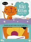 My Kiki Kitten Sewing Kit (sewing Bee) by Make Believe Ideas