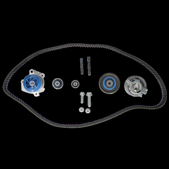SKF | Pompe à eau + kit de courroie distribution (VKMC 01148-2)