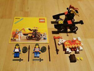 Lego 6039 Twin Arm Launcher (1988) - Castle / Lion Knights