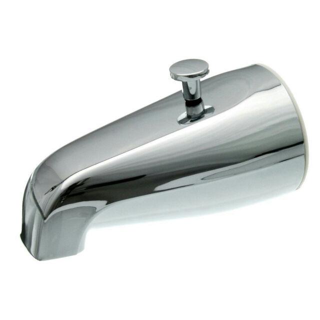 Danco Chrome Universal Tub Spout W Diverter 80765