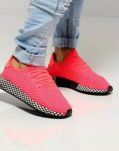 SNEAKERS SHOES PINK TURBO BLACK