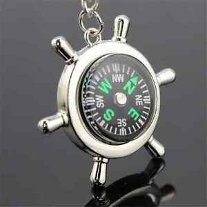 Fun-Cool-Portable-Camping-Sport-Mini-Precise-Keychain-Outdoor-Compass-Ring-TR46