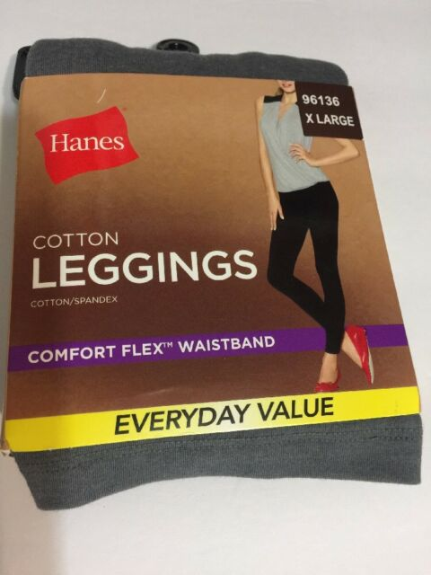 Hanes Cotton Capri-Leggings Comfort Flex Waistband Girls Sz L /& M /& S NIP