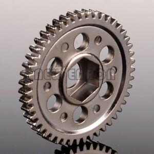 RC-06232-Metal-Spur-Gear-47T-Fit-HSP-1-10-Nitro-Off-Road-Buggy-94106-94166