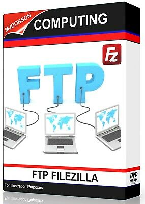 FileZilla FTP Server and Client Software Download | eBay