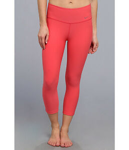 47f249bf6a339 Details about NIKE LEGEND 2.0 TIGHT FIT POLY WOMEN DRI-FIT TRAINING CAPRIS  PANTS # 548494-NWT