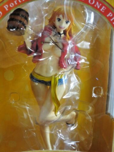 Excellent Model P.O.P One Piece LIMITED EDITION Nami MUGIWARA JAPAN figure F//S