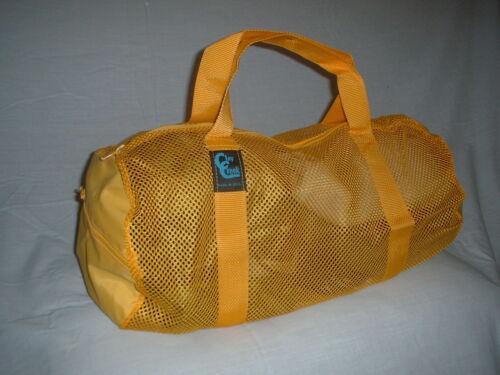 Mesh Sports//Travel Duffle Bag-Size Small