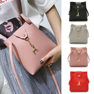 Women-Shoulder-Bag-Shell-Tote-Purse-Handbag-Messenger-Satchel-Bag-Cross-Body-Bag