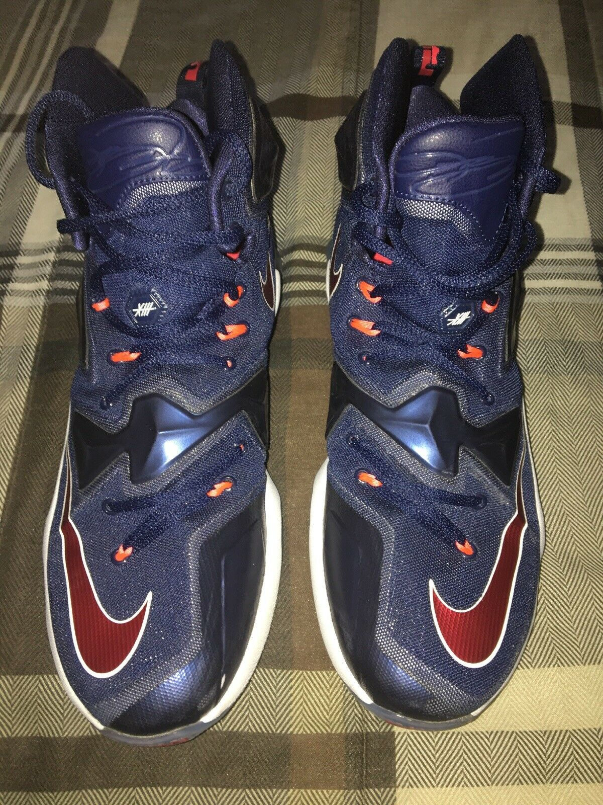 Nike Lebron XIII Sneakers  Cheap and fashionable