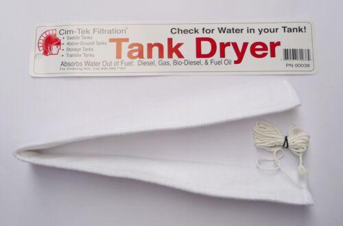 El tanque de aceite secador Agua remover Gasolina Diesel biodiesel y combustible
