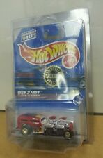 Hot Wheels Way 2 Fast #994 Trailer Edition Limited Edition 1:64