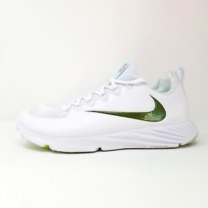 9b19c2579 Nike Vapor Untouchable Speed Turf Men s Football Shoes Trainer White ...