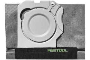 Festool 1x Longue Vie Sac à Poussière Longlife-Fis-Ct Sys 500642 Pour Clt Sys