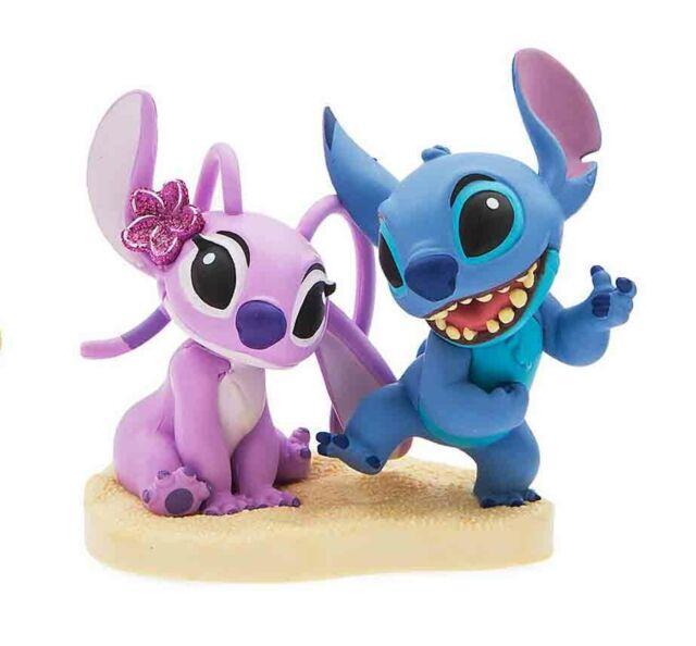 Lilo & Stitch Angel Girlfriend Luau Party Disney Figure Figurine Cake Topper
