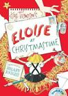 Eloise: Eloise at Christmastime : Book and CD by Kay Thompson (2015, Paperback)
