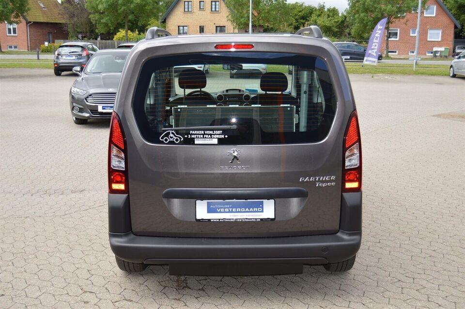Peugeot Partner Tepee 1,6 VTi 98 Active Benzin modelår 2016
