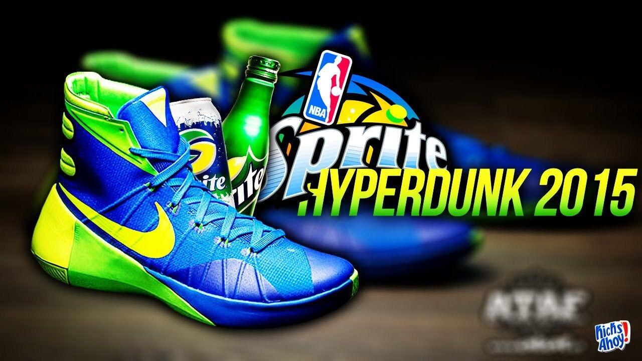 Nuevo Nike Para Hombre Hyperdunk 2015 Sprite Soar Voltio verde verde verde Strike 749561-473 Talla 10.5 ce4076
