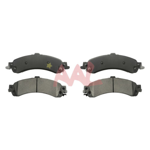 AAL Rear BRAKE PADS For 2005 2006 CHEVROLET SUBURBAN 1500 4 pcs
