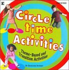 Circle Time Activities * by Georgiana Stewart (CD, Jun-2004, Kimbo Educational)