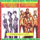 Christmas Hits Back to Back by The Supremes/The Temptations (Motown)/Diana Ross (CD, Aug-1994, PGD)