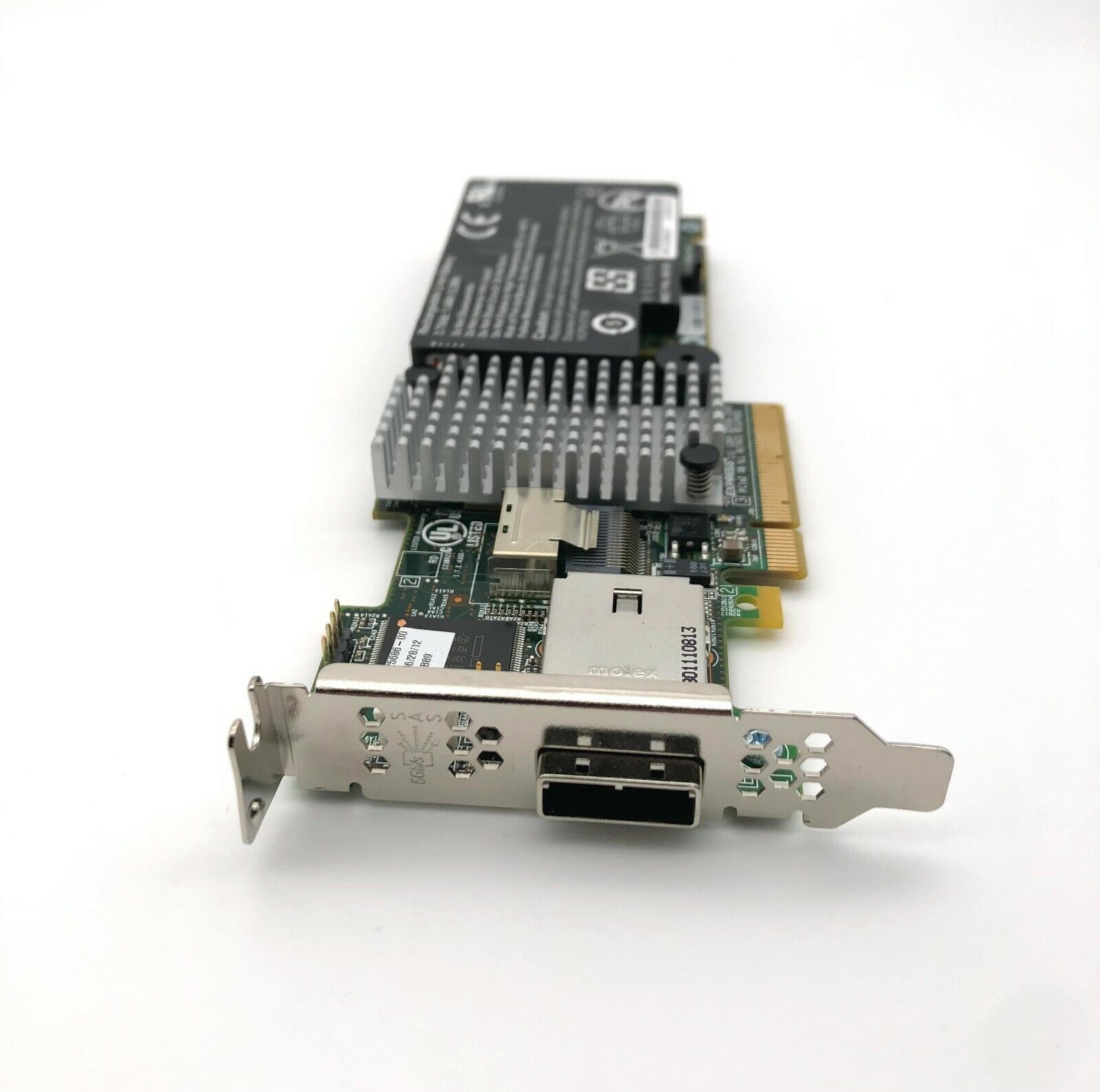 L3-25305-04B MegaRAID Controller Card Low Profile/ L1-25034-02 / L3-25034-03G