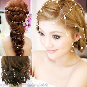 Haarschmuck-Haarrispen-mit-Perlen-2-Straenge-Hochzeit-Braut-Kommunion-Farbwahl