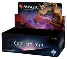 Magic MTG Core Set 2019 M19 Booster Box Factory Sealed English