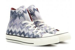 Image is loading NEW-CONVERSE-CHUCK-TAYLOR-ALL-STAR-MISSONI-HI- 806bce982